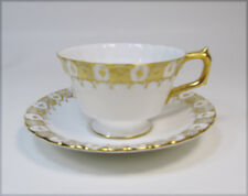 Royal Crown Derby HERALDIC Cup and Saucer