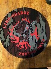 Pogs Slugz camo Boardz slam mat skull