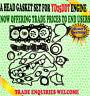 FITS NAVARA D40 CABSTAR NP300 PATHFINDER R51 2.5 05> ENGINE HEAD GASKET SET