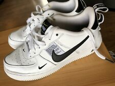 10 11 UK 9 BIANCONERO NIKE AIR FORCE 1 LV8 UL Utility