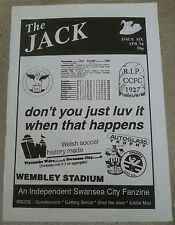 The Jack Independent Swansea City Fanzine Issue Six April 1994