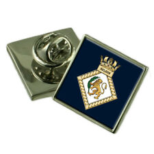 Royal Navy Nelson Sterling Lapel Pin Badge