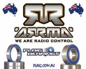 Arrma RC Bearing Kits & Individual Bearings by Part Number - Precision Quality
