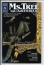 MS.TREE QUARTERLY # 1 (DC COMICS, PLUS MIDNIGHT & BATMAN, SUMMER 1990), NM-
