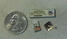Dollhouse Miniature Cigarettes Pack & Carton 1:12 in scale ca H64 Dollys Gallery