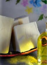 "Handmade Natural ""Olive Oil"" Soap Bar 90g Vegan, no SLS/SLES, Parabens, perfume"
