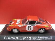 PORSCHE 911S #6 Waldegaard Rallye Monte Carlo 1:43