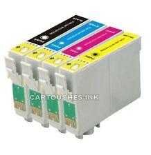 ** Lot de Cartouches-ink compatibles epson non-oem T1291 T1292 T1293 T1294 **