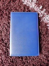 """Proporta 9"""" Blue CNM PU Leather Tablet E-Reader Case Universal New"""