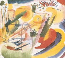KANDINSKY WASSILY - WITHOUT TITLE