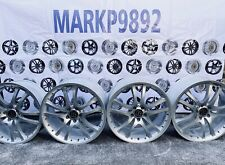 4 BRABUS MONOBLOCK S 20 INCH STAGGERED ALLOY WHEELS E CLS SL CLASS REFURBISHED
