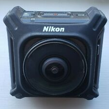 Nikon KeyMission 360 Action Camera With Box & Accessories