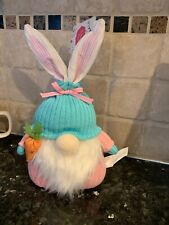 Nwt! Gnome Spring Easter Baskets Bunny Ears For Rae Dunn Displays Cute�