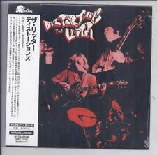 The Litter distortions Japon MINI LP CD papersleeve hyca - 2038 Action Woman New