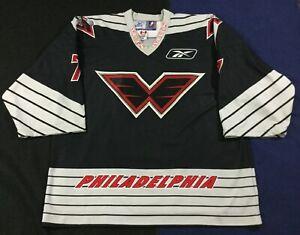 Philadelphia Wings Kyle Sweeney #7 Lacrosse NLL Reebok Jersey Size54