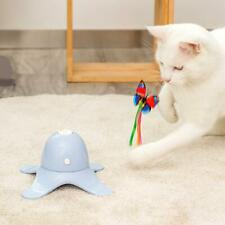 Electronic Pet Cat Toy Smart Automatic Funny Cat Exercise Toy Electric Rotating