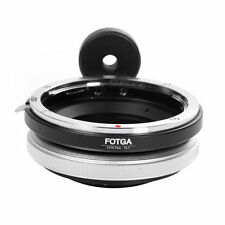 Fotga Tilt Adapter for Canon EOS Lens to Panasonic Olympus Micro 4/3 M43 Camera