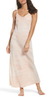 Monrow Slip Nightgown Tea Rose NWT $225