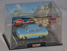 NEW! Disney Store PIXAR Cars 2 Vladimir Trunkov Diecast Car W/Case FAST SHIPPING