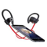 Wireless Bluetooth 4.1 Sweatproof Sports Gym Headset Stereo Headphone Earphone