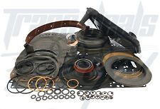 Ford E4OD 4R100 Transmission Overhaul Rebuild Less Steel Kit 2001-Up Level 2