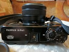 FUJIFILM Fuji X PRO 1 with fujinon 15-45 + nombreux accessoires