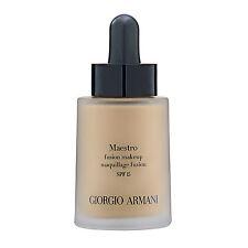 Giorgio Armani Maestro Fusion Makeup SPF15 1oz,30ml Foundation Face Color 7.5