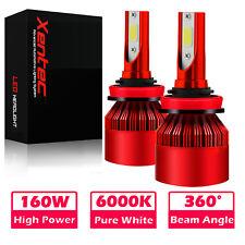 Xentec H11 LED Kit 6000K White Light for Headlight Low beam / Fog Lights 12800LM