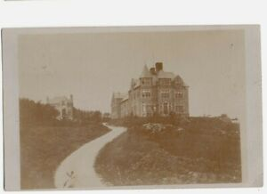 RP ILKLEY SEMON CONVALESCENT HOME EMERGENCY HOSPITAL YORKSHIRE REAL PHOTO 1910