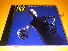 KRAFTWERK cd THE MIX hits ROBOTS abzug AUTOBAHN radioactivity DENTAKU computerlv