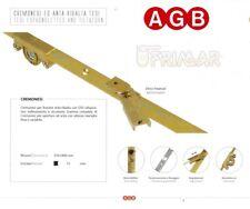 Cremonese AGB anta ribalta TESI A301101505 cm.120/140 GR5 per infissi legno