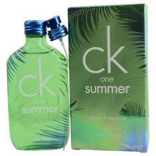 Ck One Summer by Calvin Klein EDT Spray 3.4 oz Limited Edition 2016