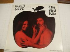 Adam & Eve/ The First Bite/ Westmount/ 1975/ Canada/ Signed/ Rare