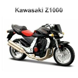 Maisto 1:18 Speed Gear  KAWASAKI Z1000    NRFB    black