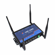 USR-G800-42 Industrial 4G Wireless Router TD-LTE and FDD-LTE Network Web Setting