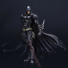 Play Arts Kai Batman Arkham Dark Knight Action Figure Toy Doll Model Display