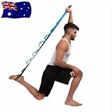 Yoga Strap Stretch Multi-Grip Dance Waist Leg Back Fitness Pilates Stretch Belt