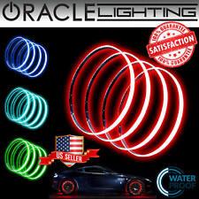 "ORACLE Lights Illuminated Rim 15.5"" LED RED Wheel Rings - Waterproof - Part 4215"
