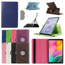 """For Samsung Galaxy Tab A 8.0 8.4 10.1"""" T290 T307 T515 Leather Rotate Cover Case"""