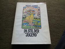 """Im Stil der """"Jugend"""" - schönes Buch von 1979 - mit 332 Abbildungen"""