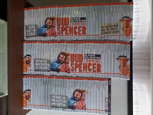 DeAgostini Bud Spencer Terence Hill Die Große DVD-Collection Aussuchen 1-110