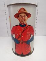 DREWRYS MOUNTI FLAT TOP CUP BEER CAN #57-5-B   SOUTH BEND INDIANA