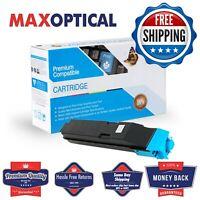 Max Optical Kyocera Mita TK-8507C Compatible Cyan Toner Cartridge