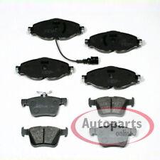 Seat Leon [5F] - Forros de Freno Pastillas Para Delantera y Trasera