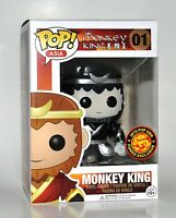 Funko Pop Monkey King Vinyl Figure #01 Asia Exclusive 2015