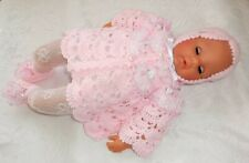"BABY ANNABELL, Baby Born,Reborn New Crochet Clothes set 16""-18"" dolls"