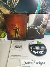 Call of Duty Black Ops 2 II Xbox 360 Game Steelbook Hardened Edition