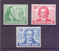 Berlin 1949 - Goethe - MiNr. 61/63 postfrisch** - Michel 320,00 € (247)