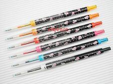 Uni-Ball Style-Fit Disney Minnie Mouse 0.38mm UF point Rollerball Pens, 6 Colors