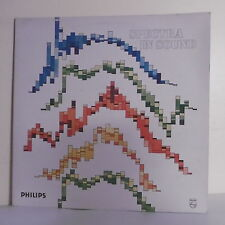 33 tours SPECTRA IN SOUND Disque Vinyl LP LALABYE Matériel Sono PHILIPS 6830545